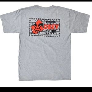 New mens Obey shirt